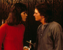 Michael J. Fox & Joan Jett in Light of Day Poster and Photo