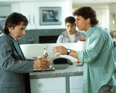 Dudley Moore & Kirk Cameron in Like Father Like Son Poster and Photo