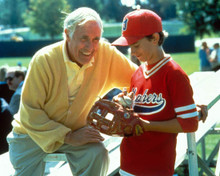 Luke Edwards & Jason Robards in Little Big League Poster and Photo