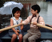 Bug Hall & Brittany Ashton Holmes in Little Rascals Poster and Photo