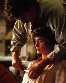 Sean Young & Patrick Bergin in Love Crimes Poster and Photo