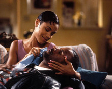 Keenan Ivory Wayans & Jada Pinkett Smith in Low Down Dirty Shame Poster and Photo