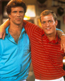 Ted Danson & Woody Harrelson in Cheers Poster and Photo