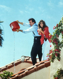 Kirstie Alley & John Larroquette Photograph and Poster - 1008661 Poster and Photo
