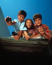 Sarah Wayne & Joshua Jackson in Magic in the Water aka Glenorky Poster and Photo