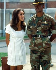 Damon Wayans & Karyn Parsons in Major Payne Poster and Photo