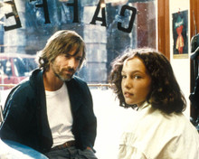 Scott Glenn & Brooke Adams in Man on Fire (1987) Poster and Photo