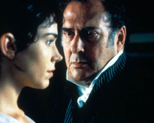 Embeth Davidtz & Harold Pinter in Mansfield Park Poster and Photo
