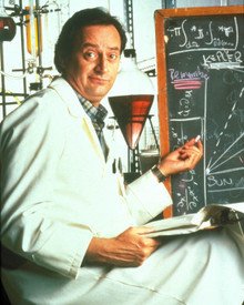 Joe Flaherty in Maniac Mansion Poster and Photo