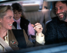Cybill Shepherd & Ron Silver in Married To It Poster and Photo