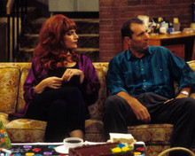 Katey Sagal & Ed O'Neill in Married With Children Poster and Photo