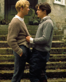 Hugh Grant & James Wilby in Maurice Poster and Photo