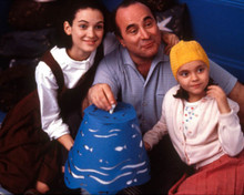 Bob Hoskins & Winona Ryder in Mermaids Poster and Photo
