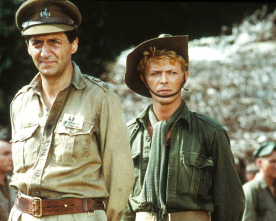 Merry Christmas Mr Lawrence.David Bowie Tom Conti In Merry Christmas Mr Lawrence Premium Photograph And Poster 1009128