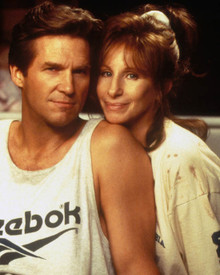 Barbra Streisand & Jeff Bridges in The Mirror has Two Faces Poster and Photo