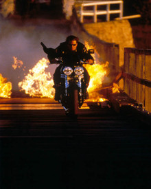 Tom Cruise in Mission: Impossible 2 Poster and Photo