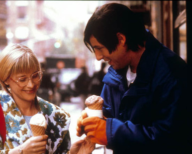 Adam Sandler & Patricia Arquette in Little Nicky Poster and Photo