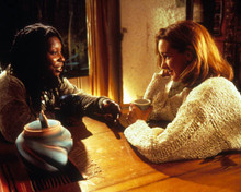 Whoopi Goldberg & Elizabeth Perkins Photograph and Poster - 1009668 Poster and Photo