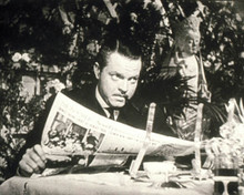 Orson Welles in Citizen Kane Poster and Photo