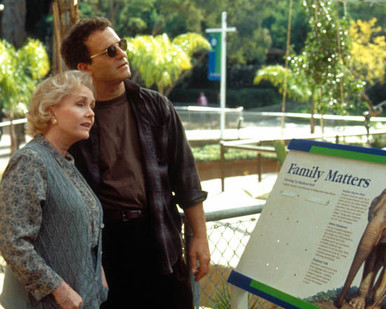 Albert Brooks & Debbie Reynolds in Mother Poster and Photo
