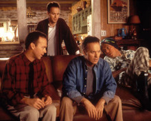 Michael Keaton in Multiplicity Poster and Photo