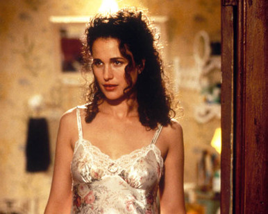 Andie MacDowell in Multiplicity Poster and Photo