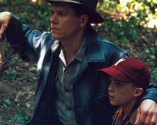 Frankie Muniz & Kevin Bacon in My Dog Skip Poster and Photo