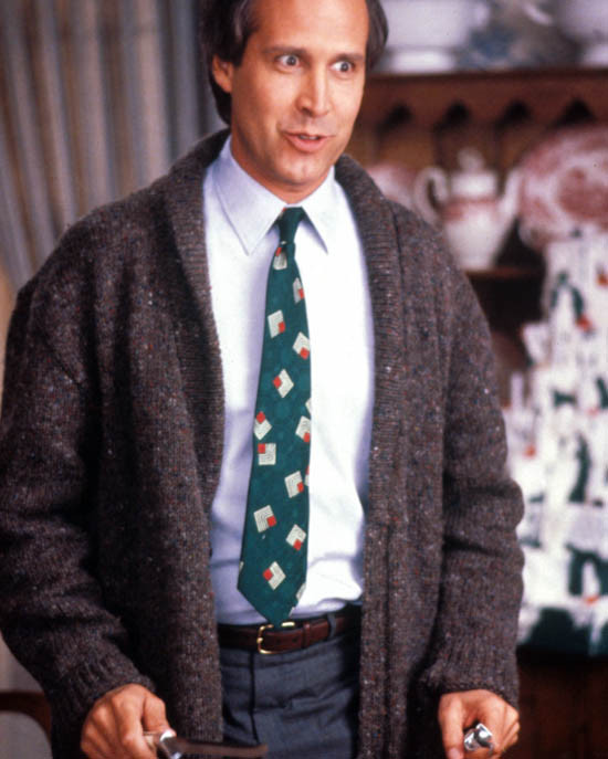 Chevy Chase Christmas Vacation.Chevy Chase In National Lampoon S Christmas Vacation Premium Photograph And Poster 1010102