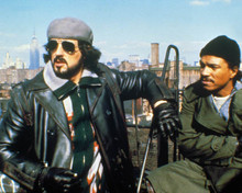 Sylvester Stallone & Billy Dee Williams in Nighthawks Poster and Photo