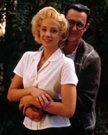 Mira Sorvino & David Dukes in Norma Jean & Marilyn Poster and Photo