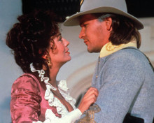 Patrick Swayze & Lesley-Anne Down in North and South Poster and Photo