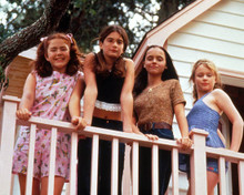 Gaby Hoffmann & Thora Birch in Now and Then Poster and Photo