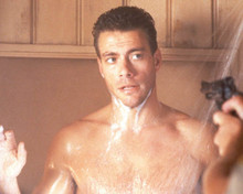 Jean-Claude Van Damme in Nowhere to Run Poster and Photo