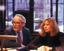Barbra Streisand & Richard Dreyfuss in Nuts Poster and Photo