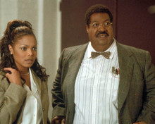 Eddie Murphy & Janet Jackson in Nutty Professor II : The Klumps Poster and Photo