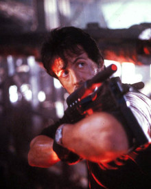 Sylvester Stallone in Cobra Poster and Photo
