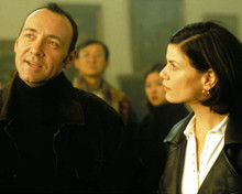 Kevin Spacey & Linda Fiorentino in Ordinary Decent Criminal Poster and Photo