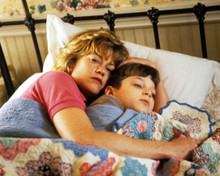 Melanie Griffith & Elijah Wood in Paradise (1991) Poster and Photo