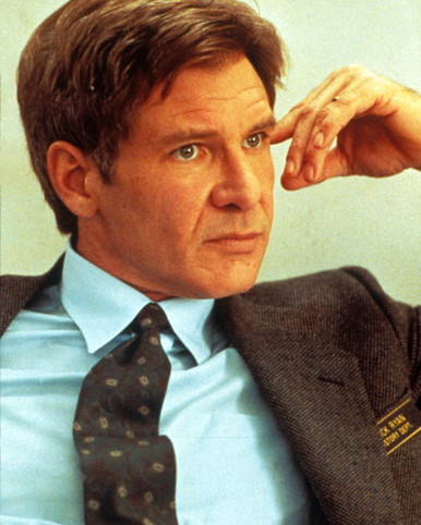 Harrison Ford in Patriot Games Poster and Photo