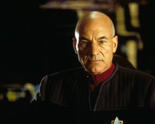 Patrick Stewart in Star Trek : First Contact Poster and Photo