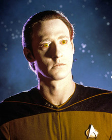 Brent Spiner in Star Trek : The Next Generation Poster and Photo