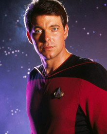 Jonathan Frakes in Star Trek : The Next Generation Poster and Photo