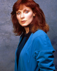 Gates McFadden in Star Trek : The Next Generation Poster and Photo