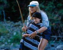 Meryl Streep & Joseph Mazzello in The River Wild Poster and Photo