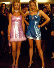 Mira Sorvino & Lisa Kudrow in Romy and Michele's High School Reunion Poster and Photo
