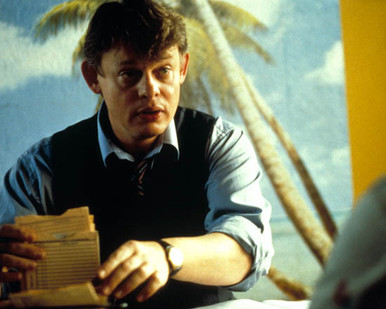 Martin Clunes in Saving Grace Poster and Photo