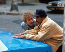 Gene Wilder & Richard Pryor in See No Evil, Hear No Evil Poster and Photo