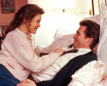 Jeff Bridges & Alice Krige in See You in the Morning Poster and Photo