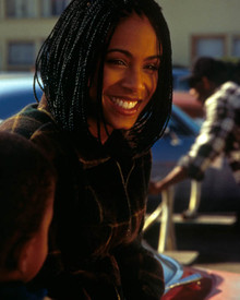 Jada Pinkett Smith in Set It Off Poster and Photo