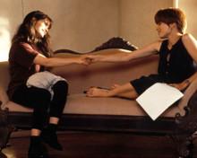 Jennifer Jason Leigh & Bridget Fonda in Single White Female Poster and Photo